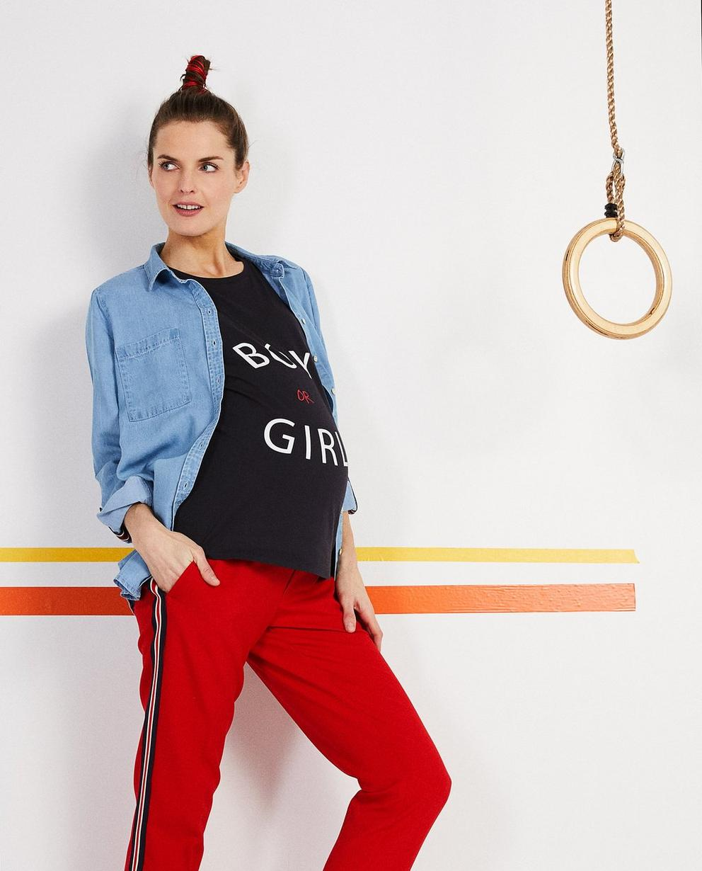 Hemden - Aqua - Jeanshemd aus Lyocell